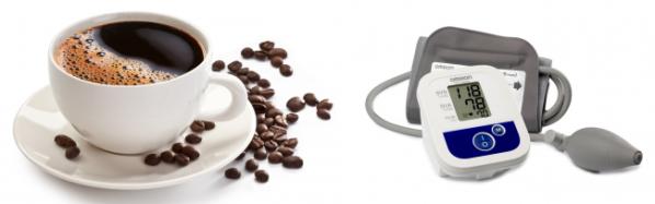 Кофе повышает или понижает артериальное давление у человека?