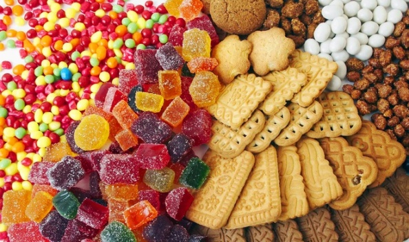 Что капают на сахар при давлении