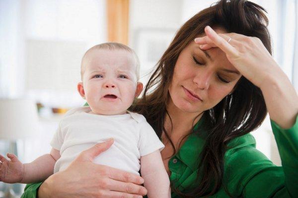 Высокое артериальное давление у кормящей мамы — что делать, причины, симптомы и лечение