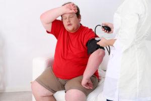 Как снизить давление и похудеть