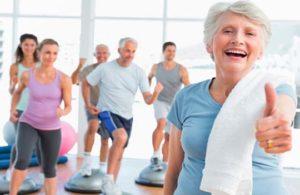 ЛФК при гипертонической болезни - комплекс физических упражнений