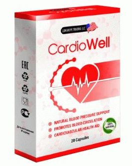 Капсулы от гипертонии Кардиовелл (CardioWell) - развод или нет, отзывы врачей, цена и где купить?