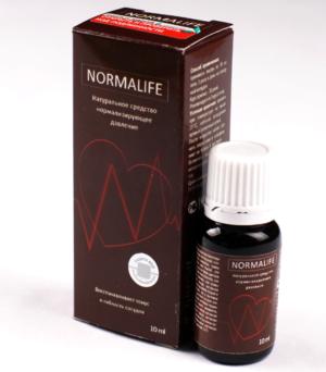 Эффективен ли препарат от давления Normalife или это очередной развод, а так же инструкция по применению и состав