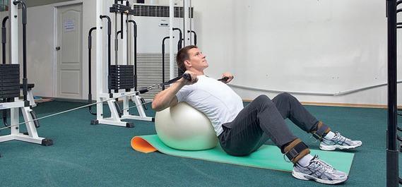 Метод лечения гипертонии по методу доктора Бубновского с помощью упражнений и гимнастики