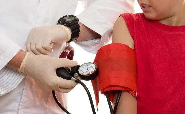 Давление у ребенка 12 лет: норма, высокое и низкое давление