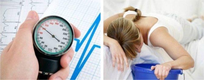 Разница между верхним и нижним давлением: большая, маленькая, нормальная