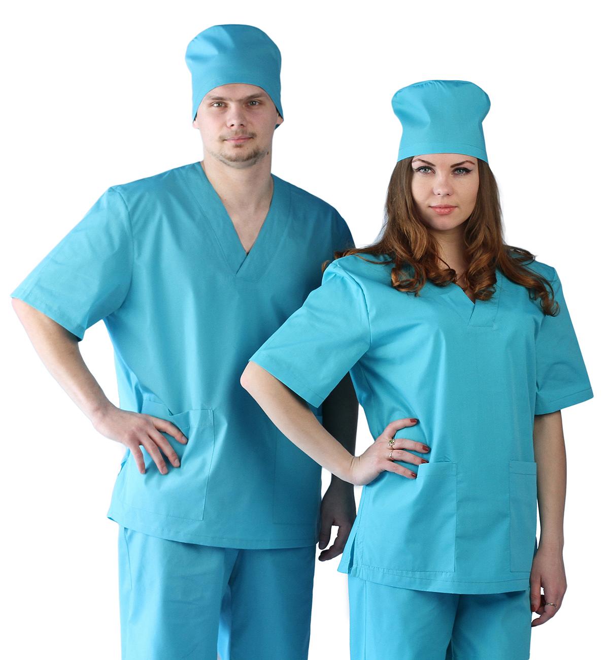 Применение медицинской одежды