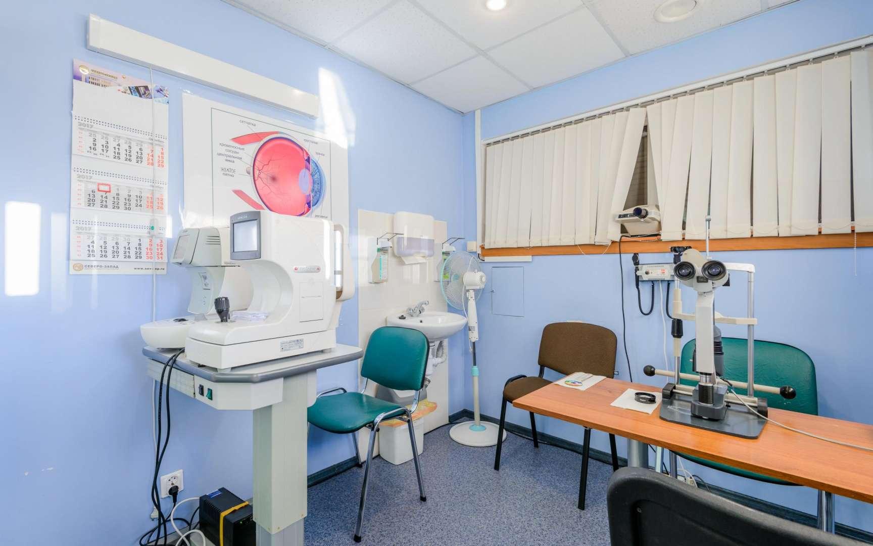 Главные особенности оснащения офтальмологического кабинета.